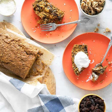 Carrot Cake Loaf Recipe | SideChef