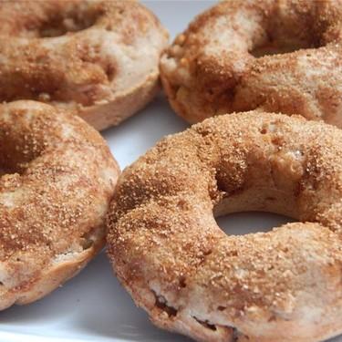 Apple Cinnamon Donuts Recipe   SideChef