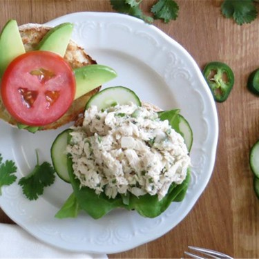 Spicy Tuna Salad Sandwiches Recipe | SideChef