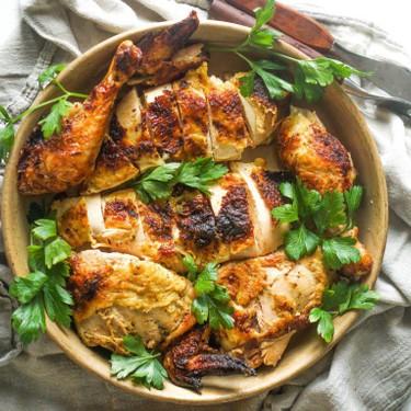 Grilled Honey Mustard Spatchcock Chicken Recipe | SideChef