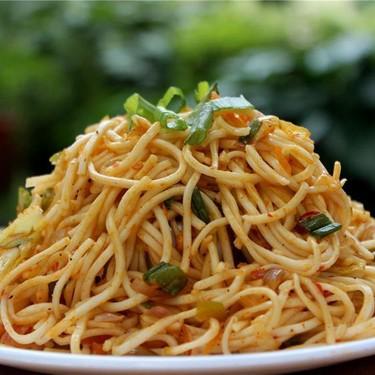Sichuan Fried Noodles Recipe   SideChef