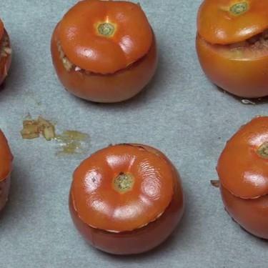 Stuffed Roasted Tomatoes Recipe   SideChef