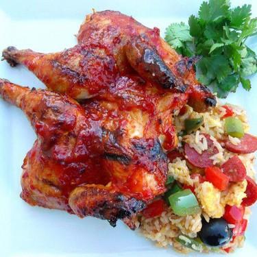 Piri Piri Chicken with Portuguese Fried Rice Recipe   SideChef