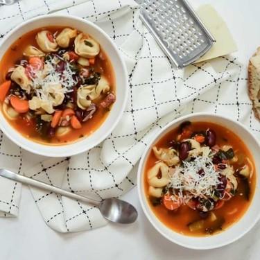 Warming Minestrone Soup Recipe | SideChef