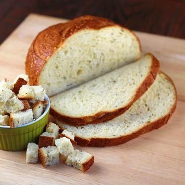 Garlic Sourdough Croutons Recipe   SideChef