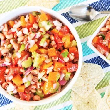 Black Eye Pea Salad Recipe   SideChef