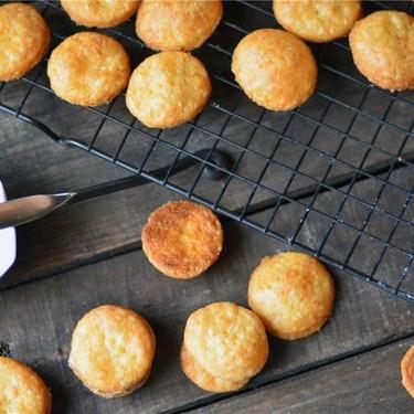 Sharp Cheddar Cheese Crackers Recipe   SideChef