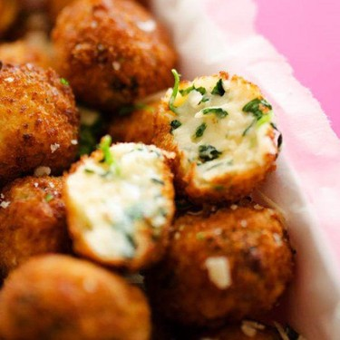 Spinach and Mashed Potato Croquettes Recipe | SideChef