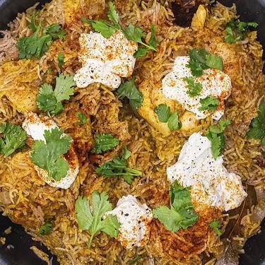 Chicken Biryani Recipe | SideChef