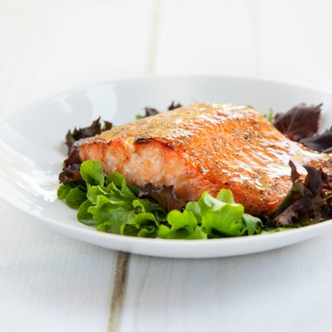 Salmon with Brown Sugar Glaze Recipe | SideChef