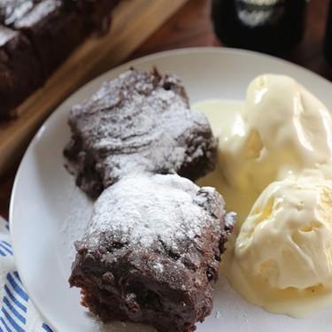 Dark Chocolate Guinness Brownies Recipe   SideChef