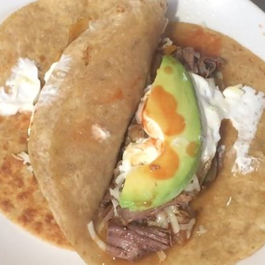 Slow Cooker Beef and Avocado Tacos Recipe | SideChef