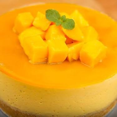 Mango Cheesecake Recipe   SideChef