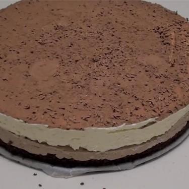 No-Bake Triple Chocolate Cheesecake Recipe   SideChef
