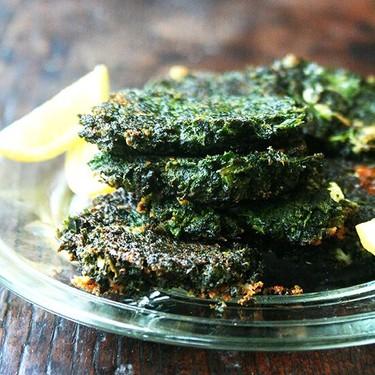 Dark Leafy Green Fritters Recipe | SideChef
