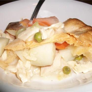 Homemade Chicken Pie Recipe | SideChef