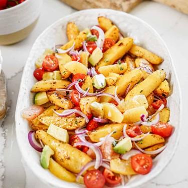 Fresh Citrus and Roasted Potato Salad Recipe   SideChef