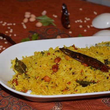 Lemon Rice Recipe   SideChef