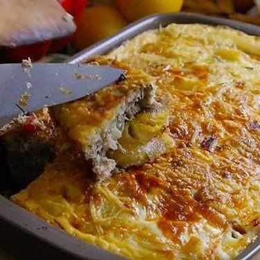 Venezuelan Tuna & Fried Plantain Recipe | SideChef