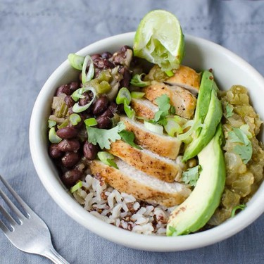 Spicy Mexican-Style Protein Bowl Recipe | SideChef