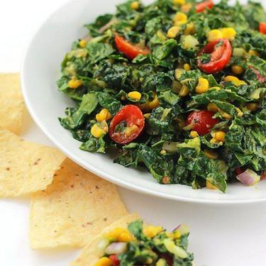 Kale Corn Relish Salad Recipe | SideChef