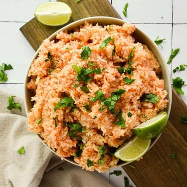 Vegan Mexican Rice Recipe | SideChef