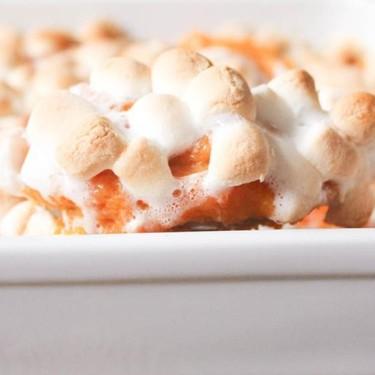 Sweet Potato Casserole with Marshmallows Recipe | SideChef