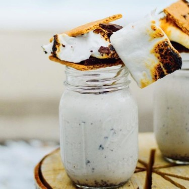 Boozy S'mores Milkshake Recipe | SideChef