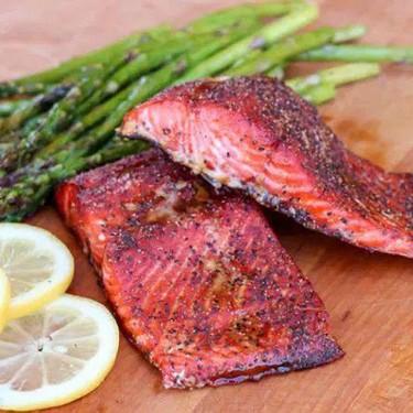Molasses Glazed Salmon Recipe | SideChef