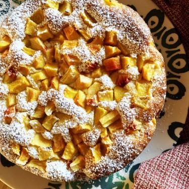 Peach and Yogurt Cake Recipe   SideChef