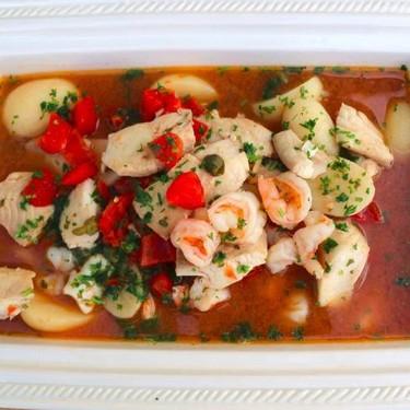 Zupa Di Pesce Recipe | SideChef