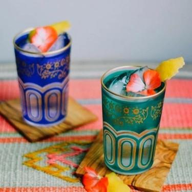 Elderflower and Rose Champagne Cocktail Recipe   SideChef