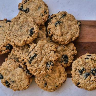 Oatmeal Raisin Ghee Cookies Recipe   SideChef