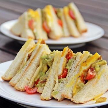 Avocado Sandwiches Recipe | SideChef