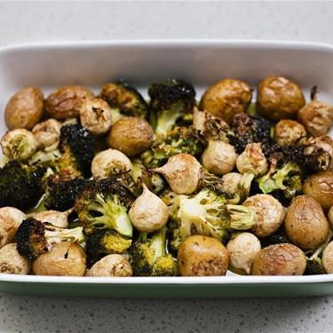 Classic Roast Vegetables Recipe   SideChef