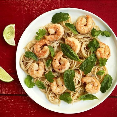 Malaysian Black Pepper Shrimp with Vermicelli Recipe   SideChef