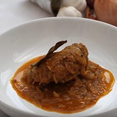 Curry with Roasted Coconut Recipe   SideChef