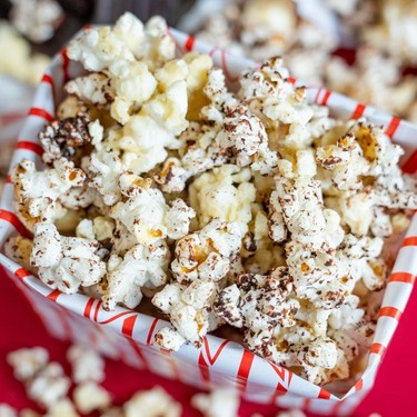 Vegan Chocolate Covered Popcorn Recipe | SideChef