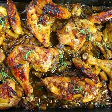 Amazing Pineapple Jerk Chicken Recipe   SideChef