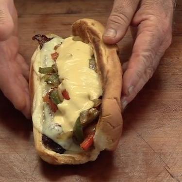 Texas Cheesesteak Recipe   SideChef