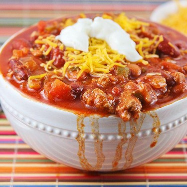 The Best Chili on Earth Recipe   SideChef