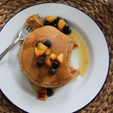 Greek Yogurt Pancakes Recipe | SideChef