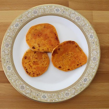 Spicy Sweet Potato Chips Recipe   SideChef