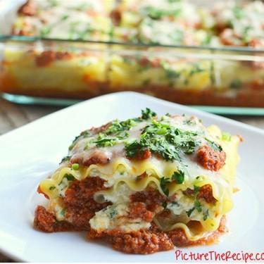 Lasagna Rolls Recipe | SideChef