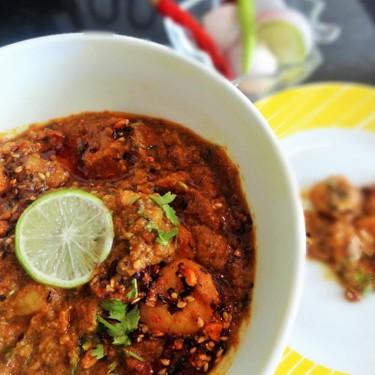 Prawn Tadka Masala Curry Recipe | SideChef