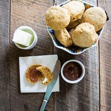 Whole Wheat Butternut Squash Biscuits Recipe | SideChef