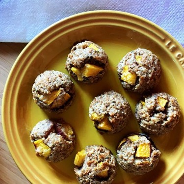 Spelt Oats and Hemp Peach Cookies Recipe | SideChef