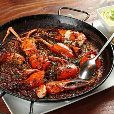 Boston Lobster Paella Recipe | SideChef