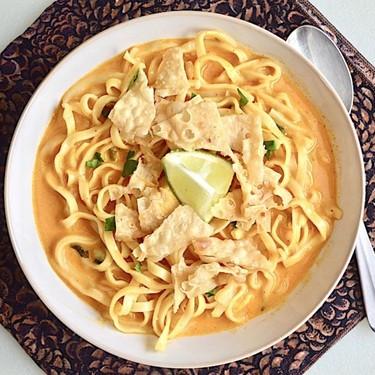 Khao Soi Recipe   SideChef