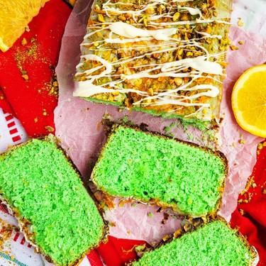 Orange Pistachio Loaf Cake Recipe   SideChef